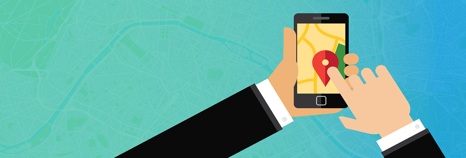 Infographic: Map Your Journey Towards Location Based Services